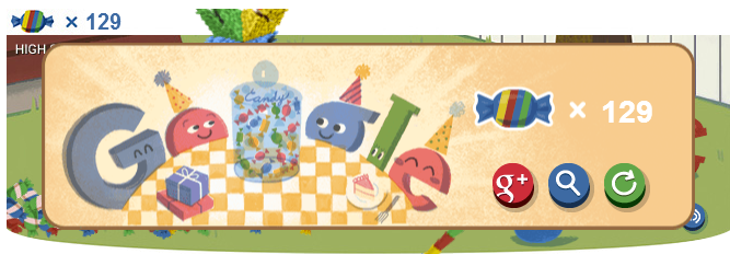 Google——Happy Birthday