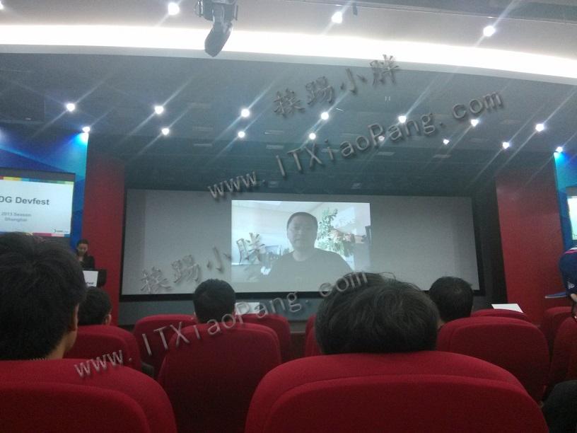 2013-Google-DevFest-谷歌开发技术推广部大中华区主管-栾跃