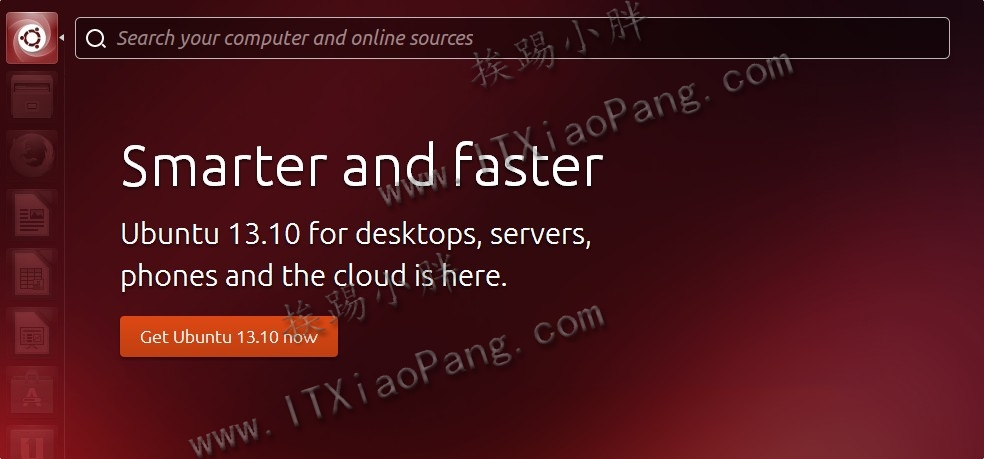 Ubuntu 桌面版 13.10 发布