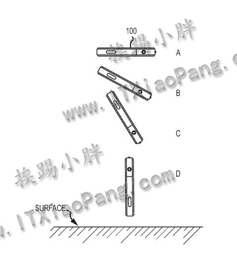 专利显示iPhone将有防摔功能