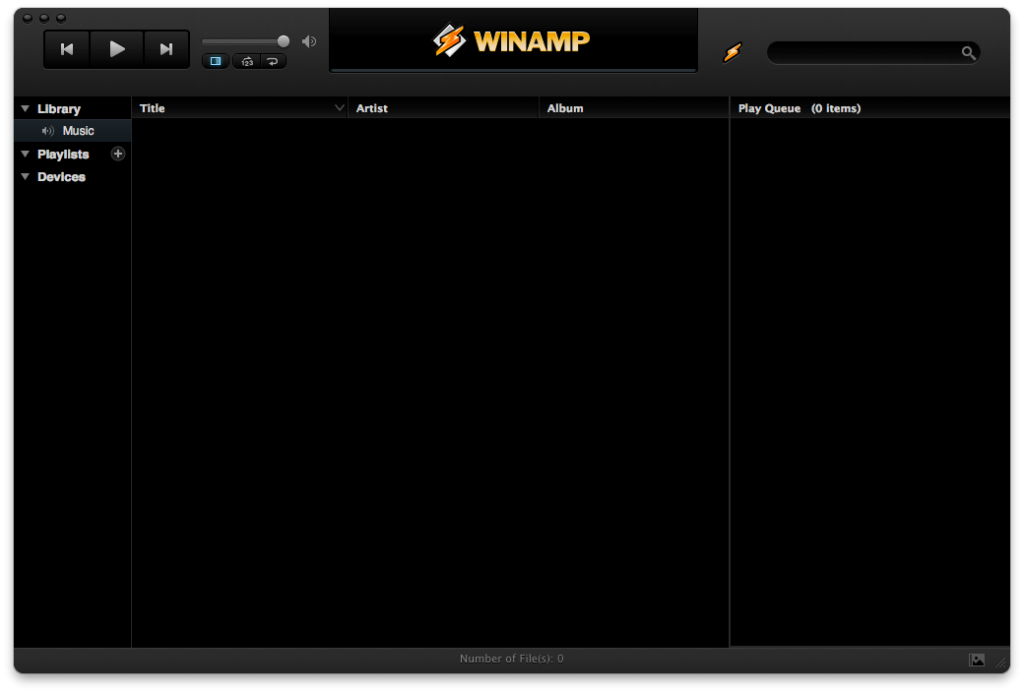 Winamp-for-Mac