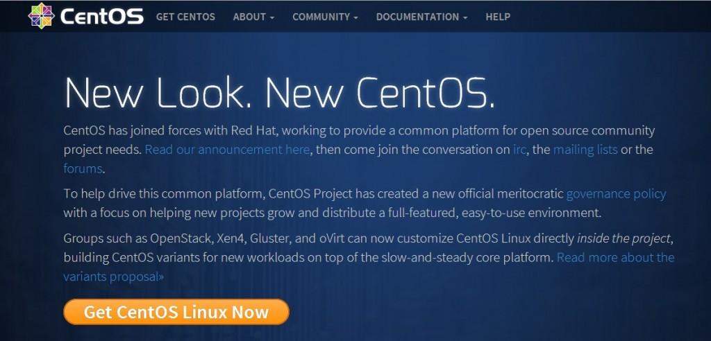 CentOS 宣布加入 RedHat