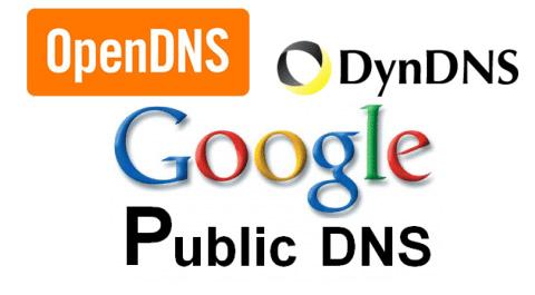 常用公共 DNS 服务器地址